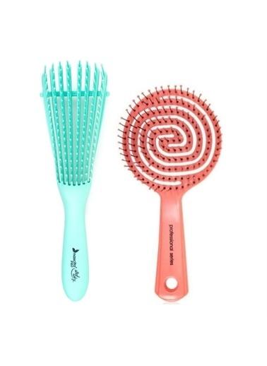 Nascita Saç Fırçası ve Tarak Renkli